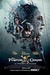 Cine | Piratas del Caribe: La venganza de Salazar