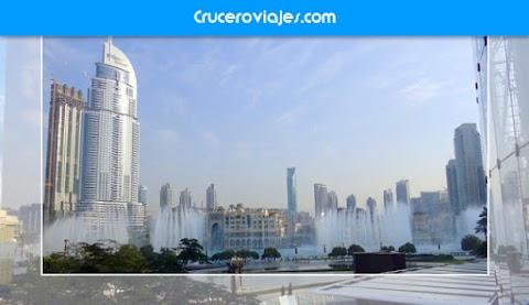 DIARIOS DE A BORDO - Horizon 2018/19 - Dubai Leyendas de Arabia