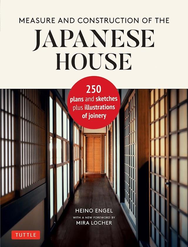 Sách kiến trúc: Measure and Construction of the Japanese House