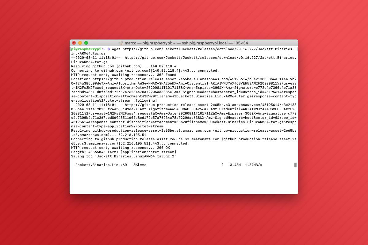 Come installare Jackett su Raspberry Pi