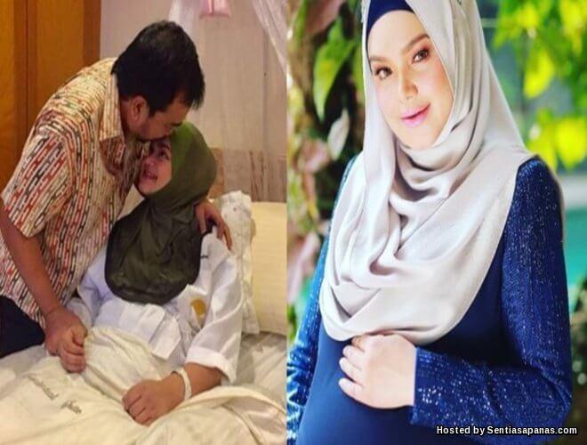 Siti Nurhaliza Selamat Lahirkan Anak Perempuan, Fatimah Az Zahra Nama Timangan!