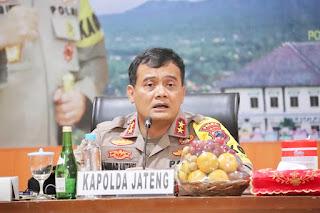 Kapolda Jateng Pastikan Pengamanan Pilkada Telah di Terjunkan Masing-Masing Wilayah