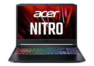 Acer Nitro 5 series gaming laptop