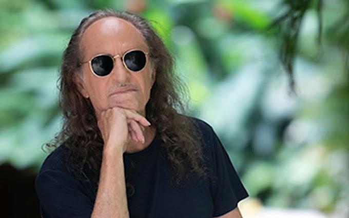 Alceu Valença grava álbum com samba inédito