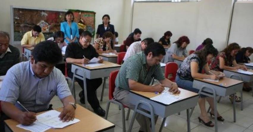 149 profesores de Lambayeque accedieron a bono de atracción a la carrera pública