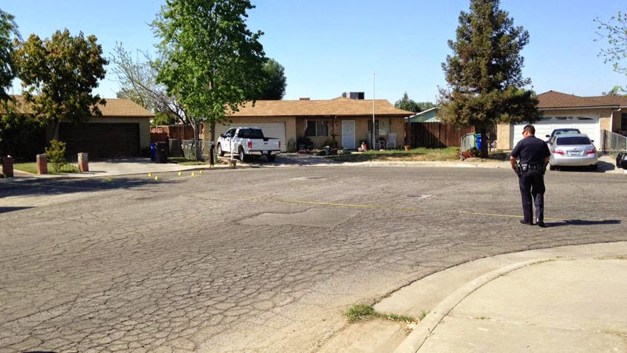 porterville tulare county postal truck hits 18 month toddler boy delta street