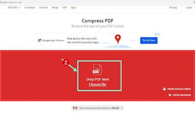 compress pdf to 300kb online