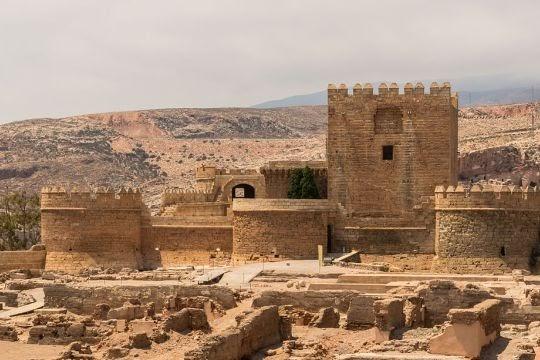 Alcazaba de Almería, Andalusia
