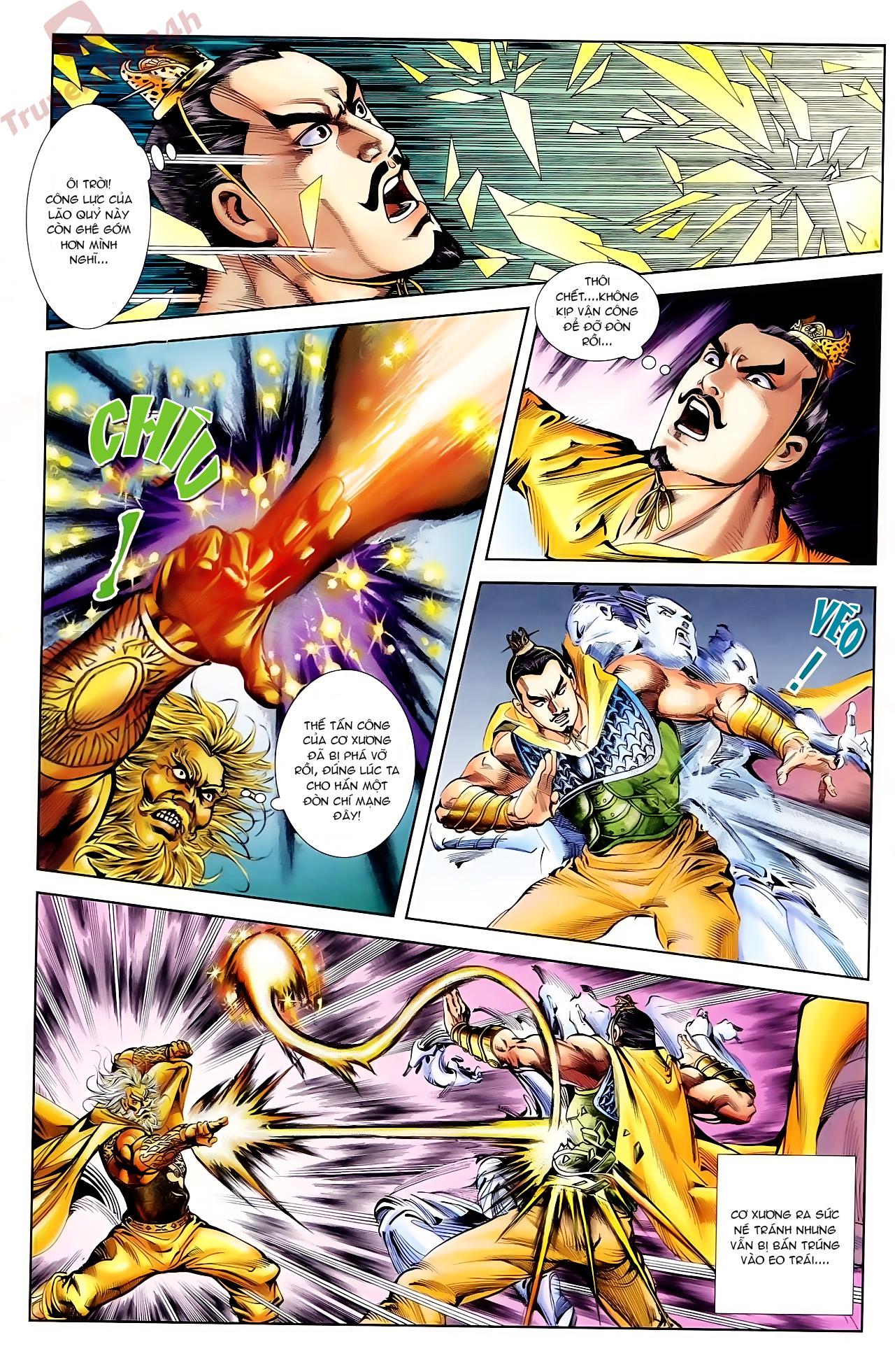 Cơ Phát Khai Chu Bản chapter 62 trang 8