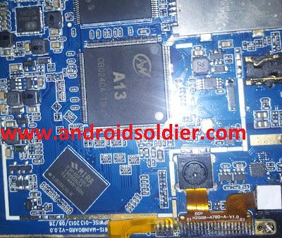 F761S Mainboard V2.0  Firmware