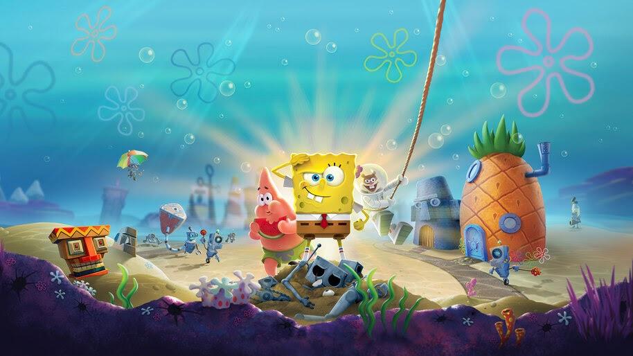 SpongeBob SquarePants Battle for Bikini Bottom Rehydrated, 4K, #3.1948