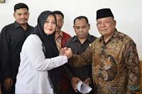 Mendaftar di Gerindra, Umi Dinda Isyaratkan Masih Solid Bersama Dahlan M Noer