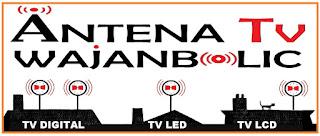Blog Antena TV Bagus Wajanbolic