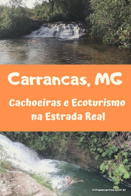 O que fazer em Carrancas, MG