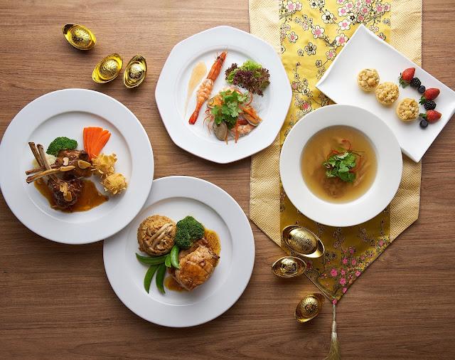 Chinese New Year Dinner Set