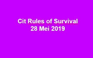 Link Download File Cheats Rules of Survival 28 Mei 2019