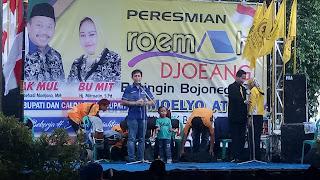 Dikabarkan Pasangan Soehadi Moeljono – Mitro'atin Calon Boneka, Ini Tanggapan Partai Pengusung