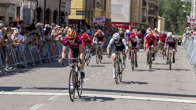 La Vuelta Junior a la Ribera del Duero moverá casi 400 personas en los 4 días de carrera