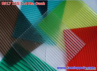 Nhà phân phối tấm lợp lấy sáng thông minh polycarbonate chính thức tại Miền Nam - Sơn Băng ảnh 1