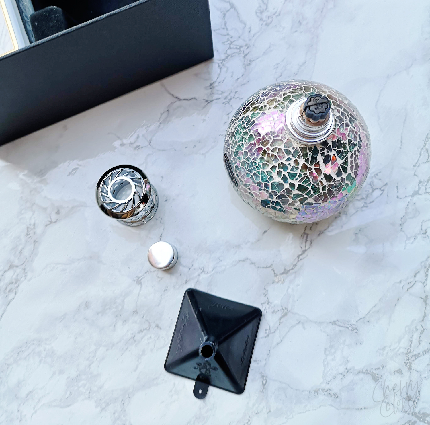Ashleigh & Burwood London Fairy Ball Catalytic Lamp