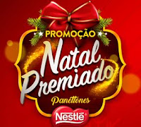 Promoção Natal Premiado Panettones Nestlé promopanettonesnestle.com.br