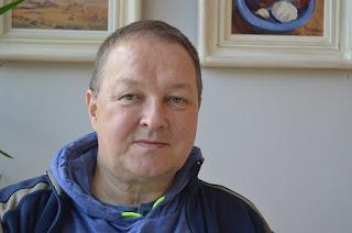 Portrait picture of walking guide Leitrim