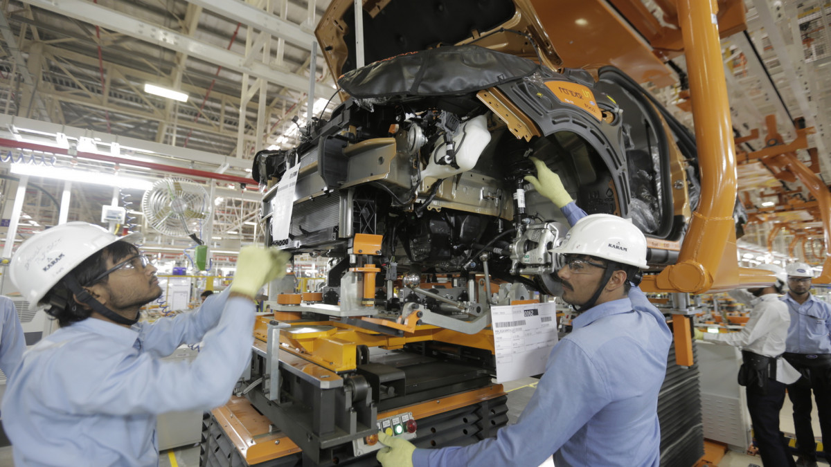 مصنع فورد - الهند