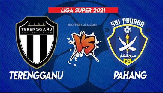 Live Streaming Terengganu vs Pahang 7.8.2021