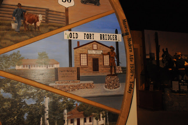 Fort Bridger museum