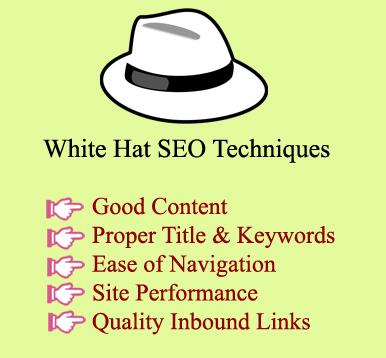 White-Hat-SEO-Techniques
