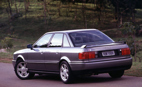 Audi S2 1994 testado por Ayrton Senna em 1994 - fotos e detalhes