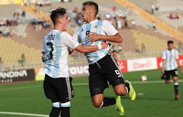 Ecuador vs Argentina Sub 17 EN VIVO ONLINE fecha 5 del Sudamericano sub 17 hexagonal final.