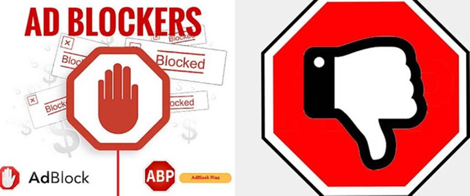 Block AdBlockers on blogger blogspot