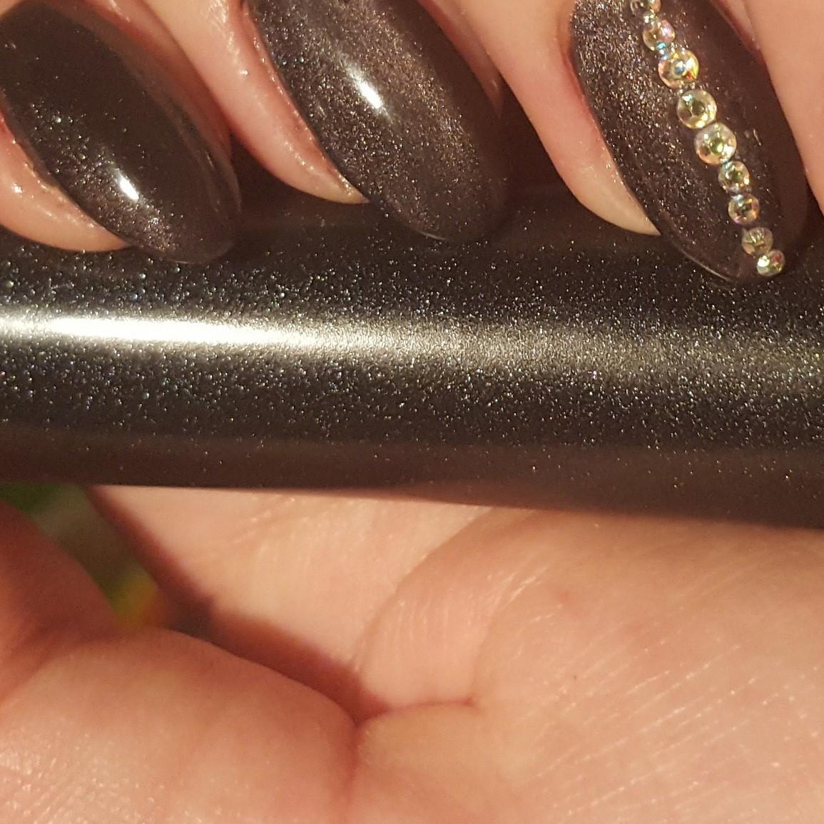 pędzle nanshy brushes onyx black indigo nails paznokcie