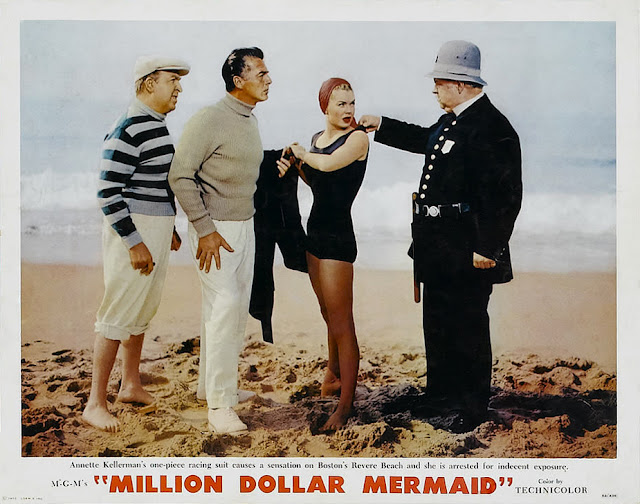 Million Dollar Mermaid movieloversreviews.filminspector.com Esther Williams