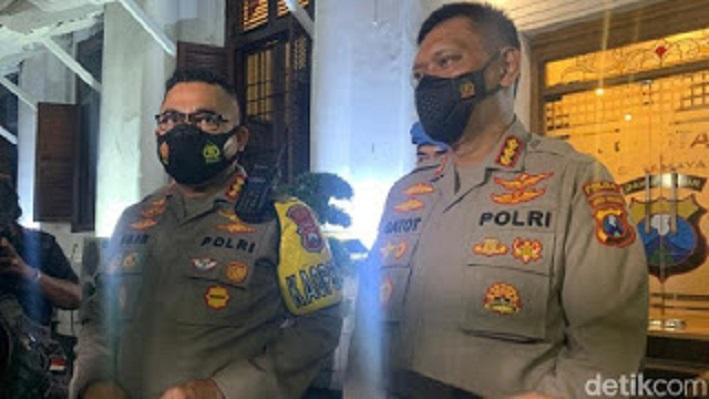 5 Polisi Sedang Pesta Sabu di Hotel Surabaya, Ditangkap Divpropam Polri