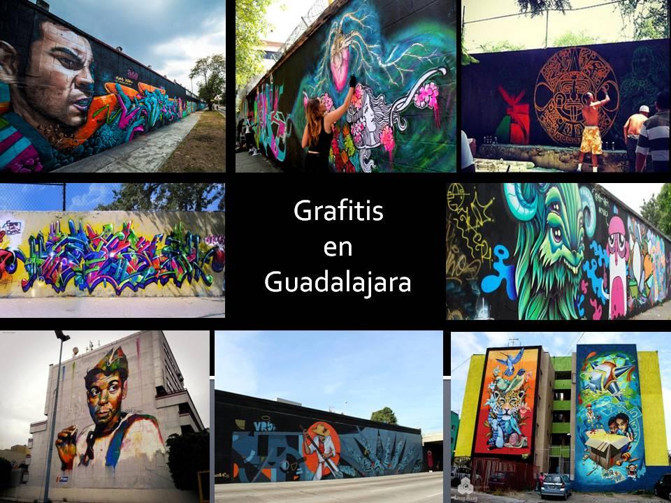 M xico a trav s de la mirada de una cubana grafiti y for El mural guadalajara