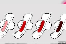 Ternyata Darah Haid Bisa Tunjukkan Kesehatan Tubuh Wanita, Bisa Penyakit Berbahaya Juga Lo !