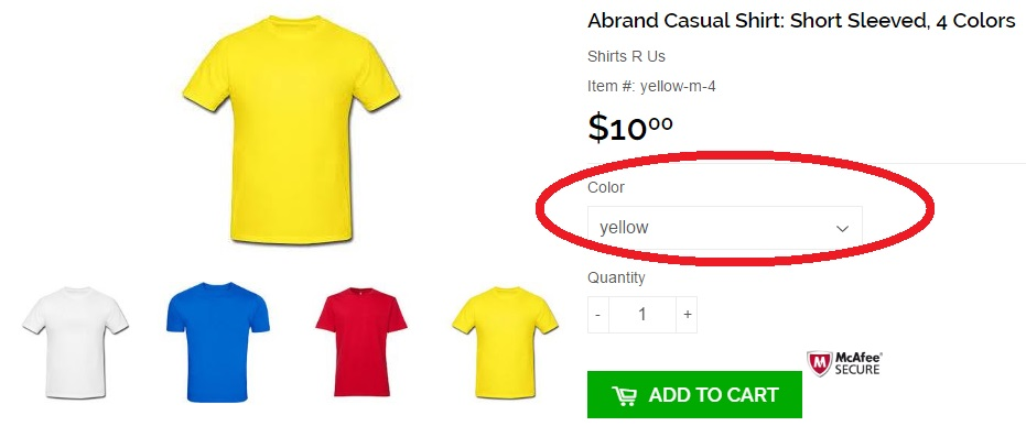 Yours NonTechnically How To Create Product Variants For Shopify - Shopify csv template