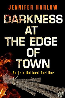 Review: Darkness at the Edge of Town by Jennifer Harlow
