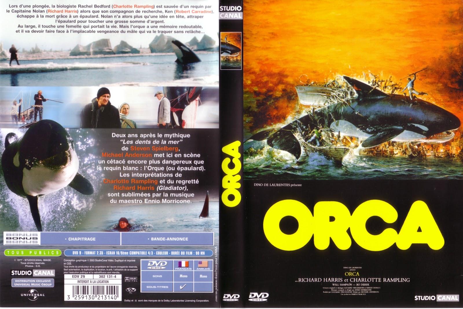 Cultforever Orca 1977