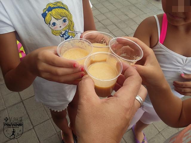 zumos naturales niños