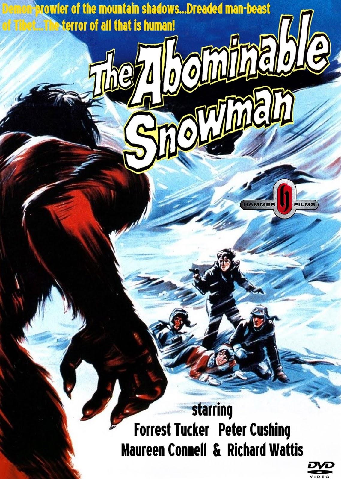 The Abominable Snowman [1957] [DVD9] [PAL] [Español]