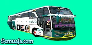 Mod Bussid Jetbus3+ dan Livery STJ