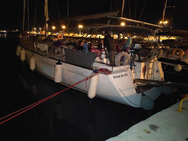 Επιβολή κυρώσεων σε τουριστικό σκάφος στο Ναύπλιο από το Λιμεναρχείο