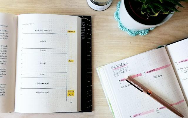 pianificare-nel-bullet-journal-con-il-ciclo-di-deming