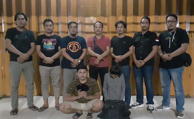 Warga Barombong Makassar Bersama IRT di Bone Kini Mendekam di Hotel Prodeo Polsek Tanete Riattang