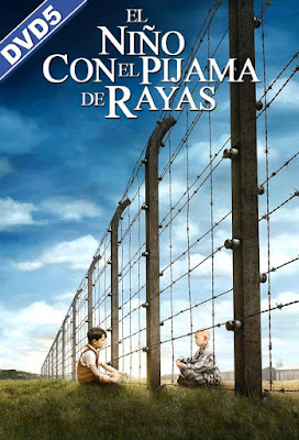 The Boy In The Striped Pajamas 2008 DVD R2 PAL Spanish