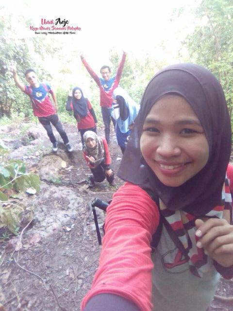 Hiking Bukit Panchang Bersama Pejuang Kanser Zaki Bijak