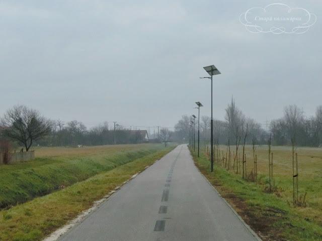 велодорожки в венгрии, велодорожки в будапеште
